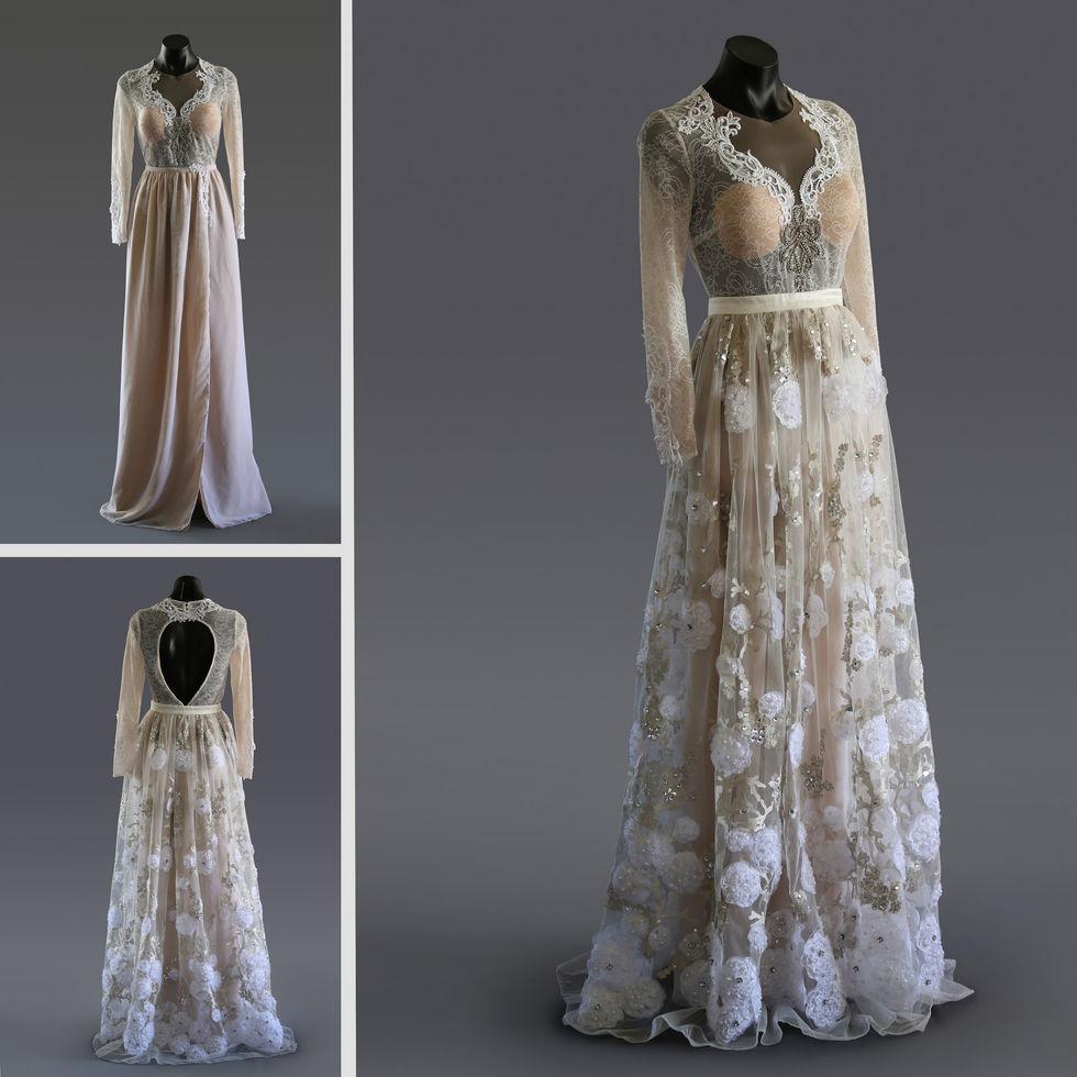 The Eden Gown