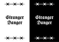 Stranger Danger Zine