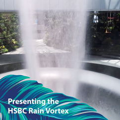 HSBC Rain Vortex
