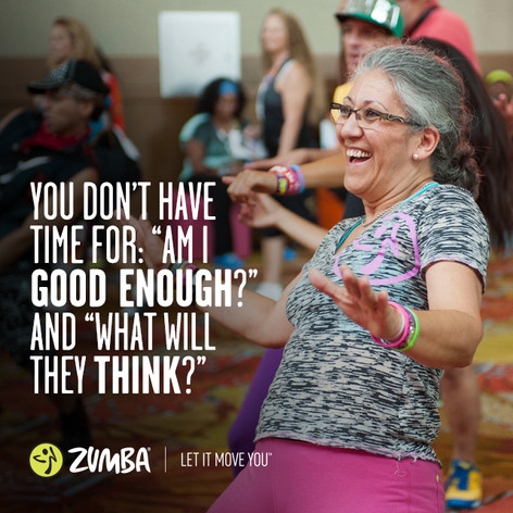Zumba Gold Returns 4th Oct