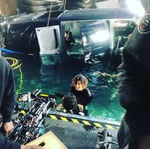 The Blacklist (NBC) - Mozhan Marno stunt double