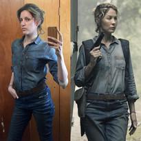 """""""Fear The Walking Dead"""" - Stunt double for Jenna Elman"""