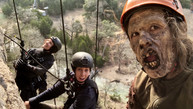 Fear The Walking Dead (TV) - Rock Climbing Scene