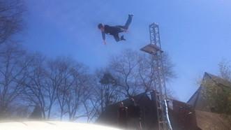 Falling!