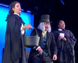 Scrooge and Gilbert and Sullivan