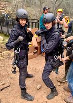 """""""Fear The Walking Dead"""" - Stunt double for Sydney Lemmon"""