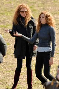Nicole Kidman stunt double