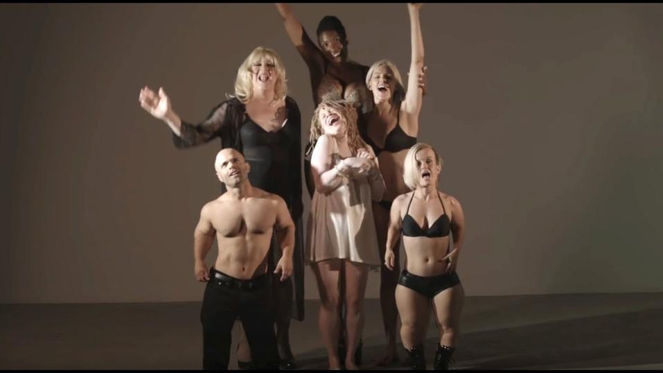 """Superfreak"" music video"