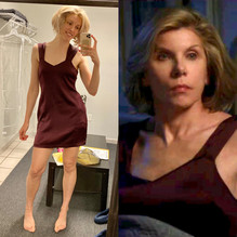 """The Good Fight"" - Stunt double for Christine Baranski"