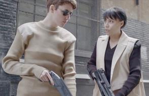 The Conduits (short film) - Assassin