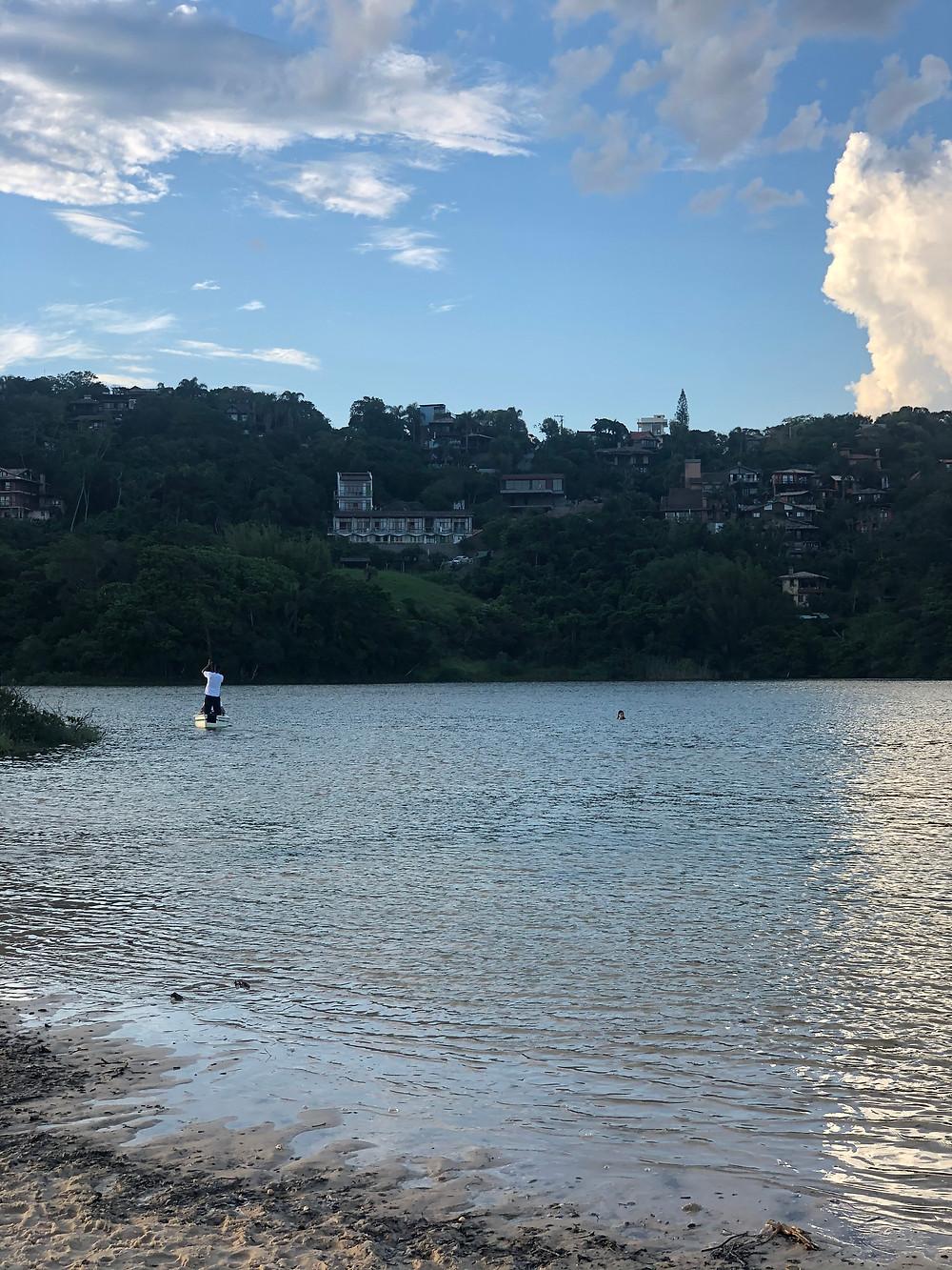Lago do Meio