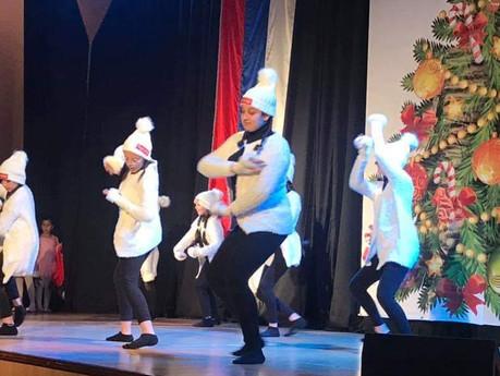 Благотворительное Новогоднее представление прошло в РЦНК в Вифлееме