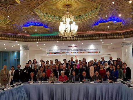 XII  Региональная конференция российских соотечественников стран Африки и Ближнего Востока
