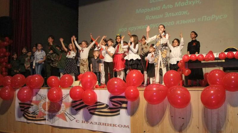 День Победы в секторе Газа!