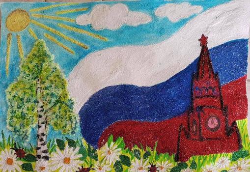 """Международный конкурс """"Я рисую Россию"""""""