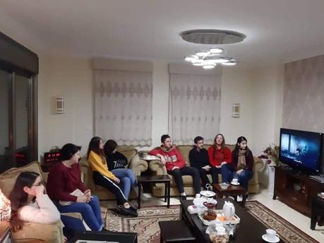 """Просмотр и обсуждение кинофильма """"Сталинград"""""""