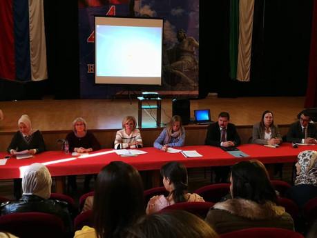 VI страновая конференция соотечественников в Палестине