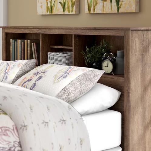 Legrand Bookcase Headboard - King