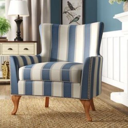 Folch Wingback Armchair