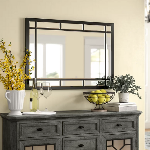 Modern & Contemporary Whalen Accent Mirror