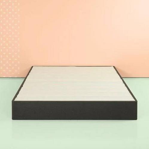 "Eila Standard Profile 9"" Metal Box Spring - Queen"