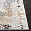 Thumbnail: 9' x 12' Acosta Gray/Gold/Black Area Rug