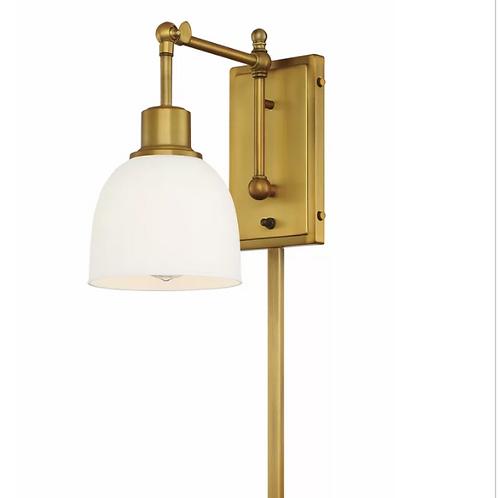 Betty 1-Light Swing Arm Lamp