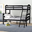 Thumbnail: Sienna Rose Twin over Full Bunk Bed