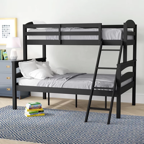 Sienna Rose Twin over Full Bunk Bed