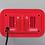 "Thumbnail: Twin Coleman GuestRest 18"" Double High Air Mattress with Built-In-Pump"