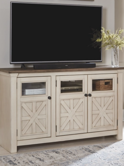 (For Order Only) Bolanburg - Two-tone - Large TV Stand