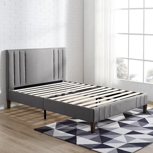 Moniz Upholstered Platform Bed - Full
