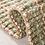 Thumbnail: 3x5 Abaigail Handmade Flatweave Jute/Sisal Sage/Natural Area Rug