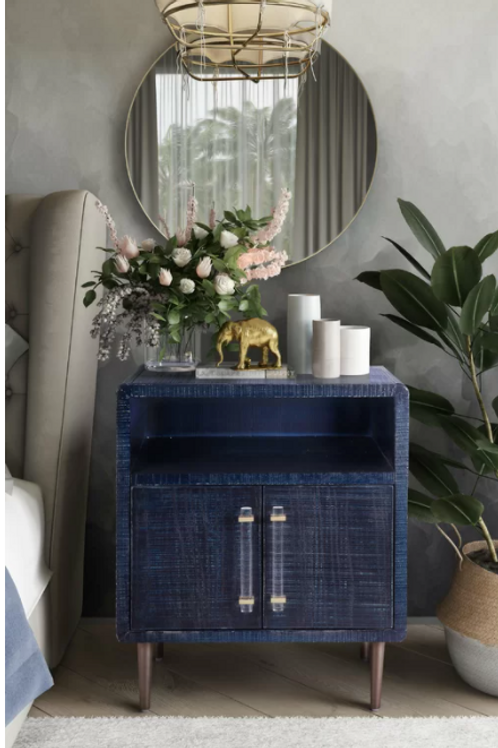 Laxton End Table with Storage