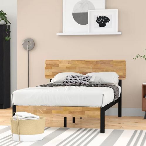 Ursula Platform Bed - Queen