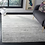 Thumbnail: 6' x 9' Mcguire Ivory/Silver Area Rug