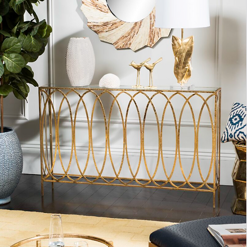 """Hugette 48"""" Console Table"""