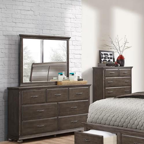 Karas Rectangular Dresser Mirror (Mirror Only)