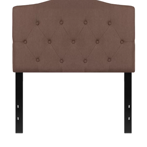 Fitz Upholstered Panel Headboard - King