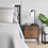 Thumbnail: Hilltop Nightstand with Drawers Brown