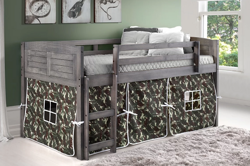 Irving Place Twin Low Loft Bed