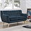 Thumbnail: Remark Upholstered Fabric Sofa