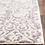 "Thumbnail: 2'2"" x 10' Alston Floral Lavander/Ivory Area Rug"
