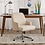 Thumbnail: Leighton Home and Office Chair Beige