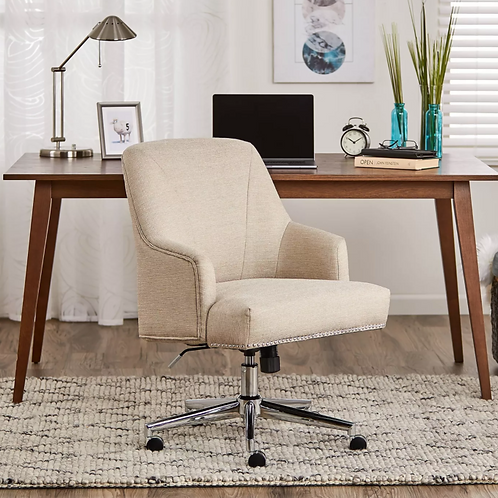 Leighton Home and Office Chair Beige