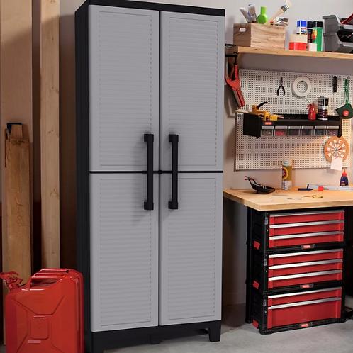 "67"" H x 27"" W x 15"" D Tall Utility Storage Cabinet"