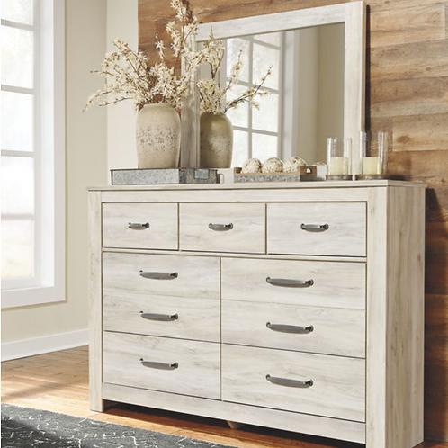 Bellaby - Whitewash - Dresser