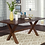 Thumbnail: Mandeville Dining Table Brown