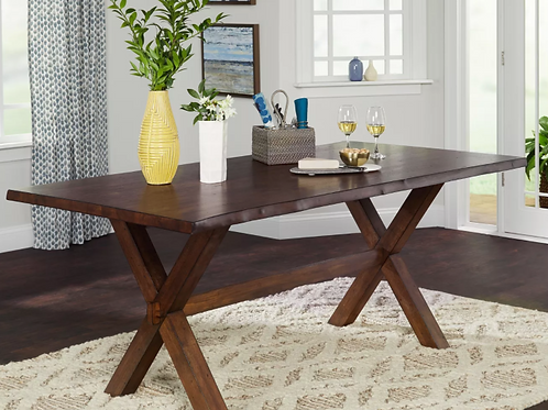 Mandeville Dining Table Brown