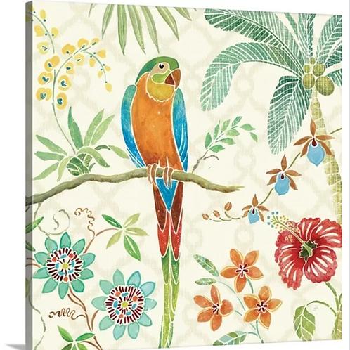 Tropical Paradise IV' Daphne Brissonnet Graphic Art Print